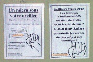 Protestation : Meilleurs voeux 2012 à tous les Français. Lille-Affiches-Voeux-20121-300x199