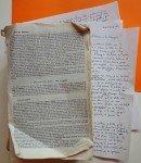 Dictionnaire et Manuscrit