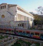 Métro à Monastiraki
