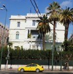 Ambassade de France, Athènes.