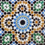Mosaïque Afrique du Nord