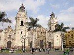 Lima, Place d'Armes.